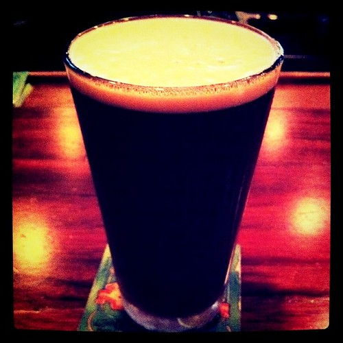 Dark beer by billsoPHOTO