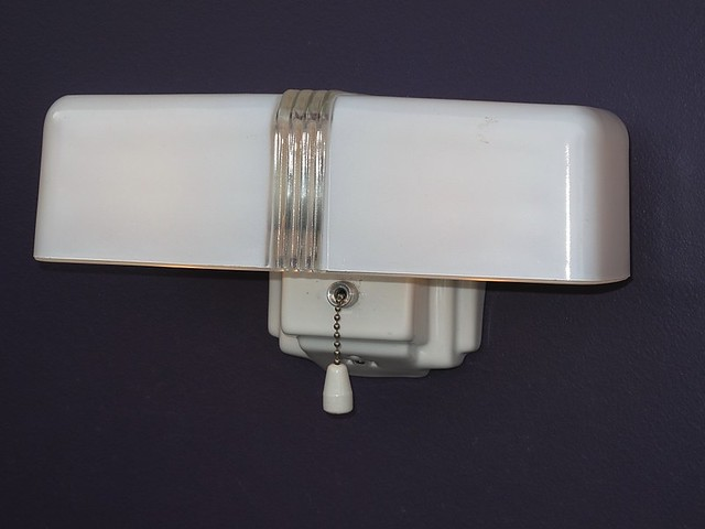 Antique Bath Light Fixture Vintage Fixture Flickr P