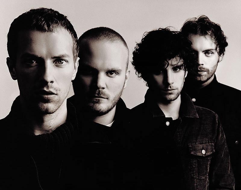 Coldplay ;D