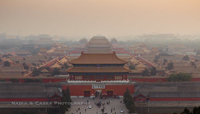 Forbidden City View