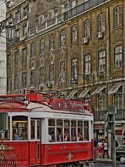 Tranvia de Lisboa // Streetcar of lisboa