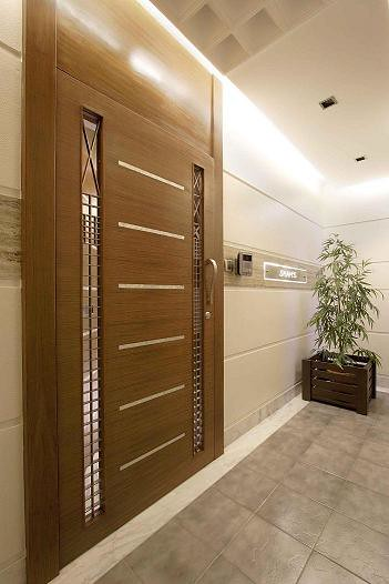 Entry pictures front door by mahesh punjabi associates for Office main door design
