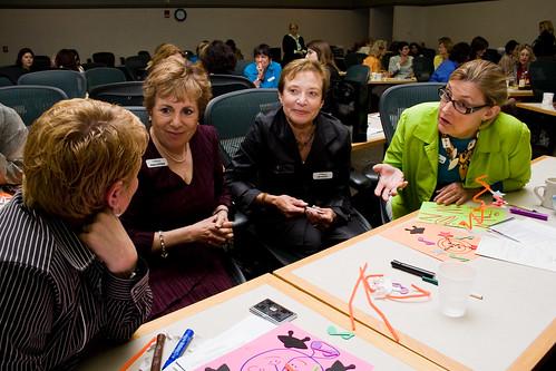 Springboard's 2010 Alumnae Caucus & Dinner