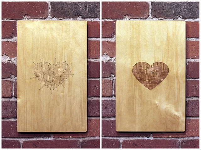 Replacement Heart: Both Variations
