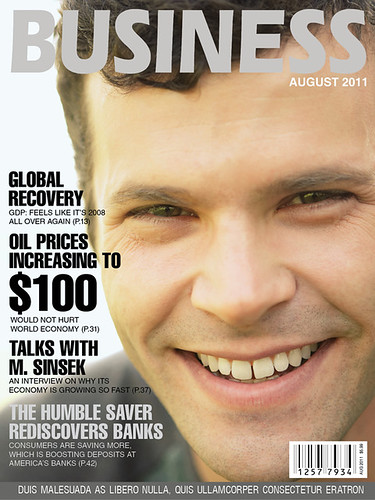 Business magazine 2011