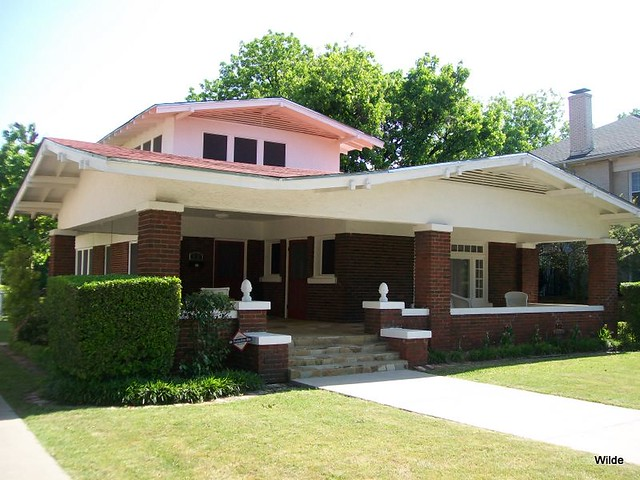 Airplane Bungalow In Fort Worth Flickr Photo Sharing