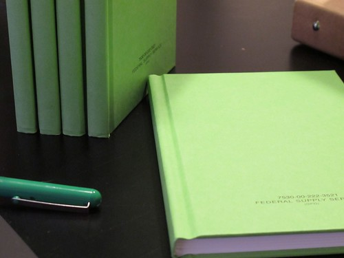 federal supply service notebook