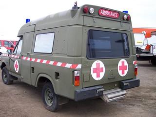 1991 Ford F-150 4WD ambulance - RAAF