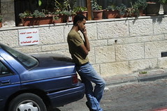 The Humanities of Jerusalem streets