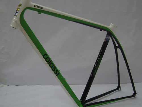 Colossi cycle frame