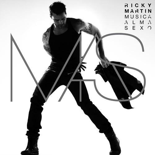 Ricky Martin: Musica+Alma+Sexo