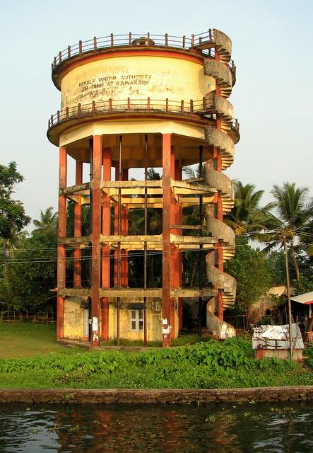 Kerala Water Authority, Kainakary | Flickr - Photo Sharing!