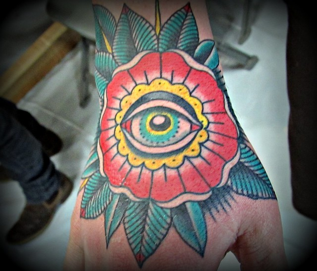 Tattoo by Steve Byrne