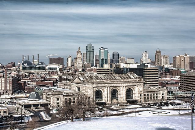 Kansas City In Winter 1 Flickr Photo Sharing
