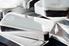 Australia Perth Mint Pure Silver Bars