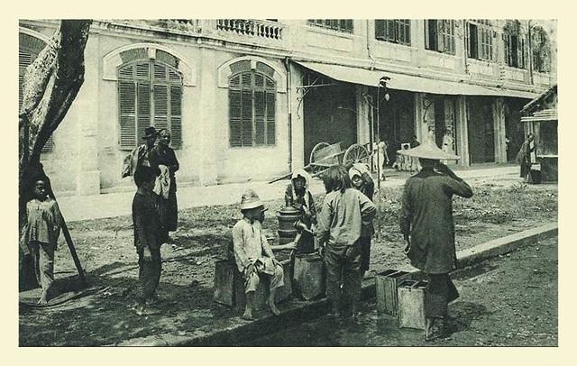 Saïgon - Les Faubourgs Indigènes