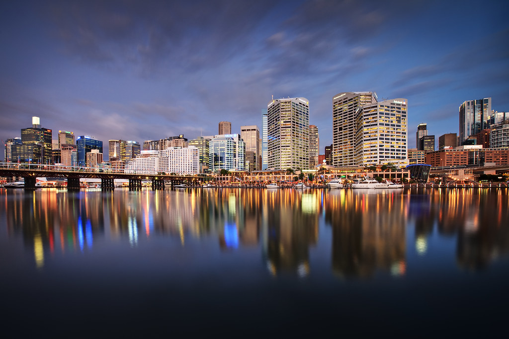 City Lights and City Nights