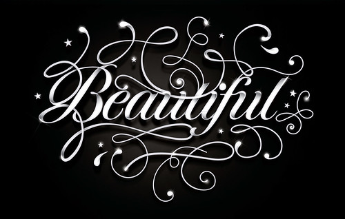 Beautiful by Jamie Smith Design