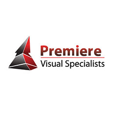 Custom Logo Design for Premiere Visual Specialists