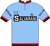 Salvarani - Giro d'Italia 1965