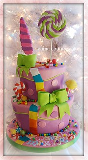 Yuma Arizona Birthday Cake