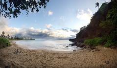 Kaanapali Beach Panorama