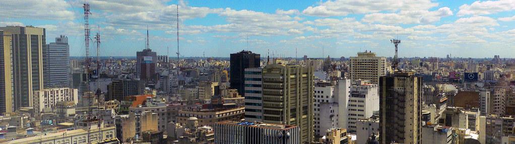 Buenos Aires urban views