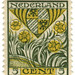 Netherlands postage stamp: Arms of Groningen
