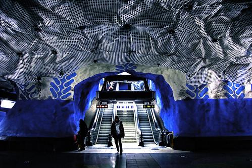 Stockholm Subway