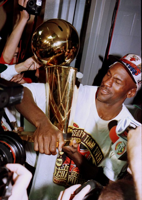 This Day In Bulls History 06 14 16 1992 98 96 2 6