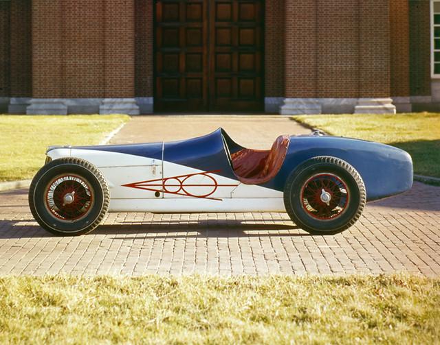 Harry Miller Race Car