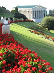 Bahai Gardens in Haifa by Lorenia, on Flickr