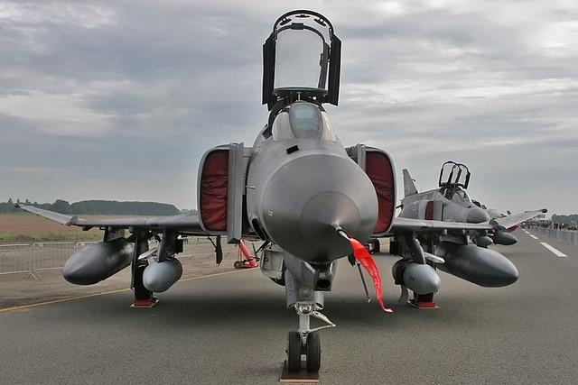 Air force f 4e phantom ii 68 0350 belgium defence days beauvechain