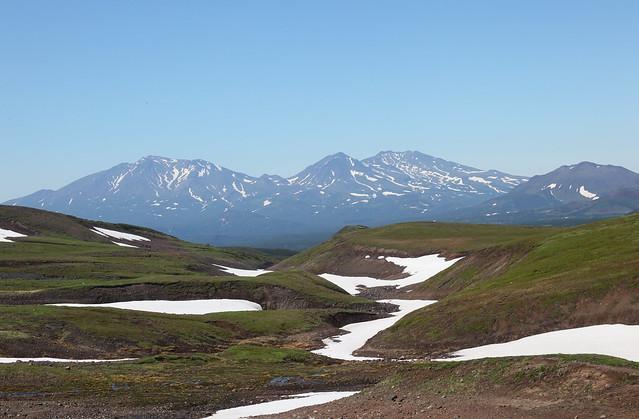 Kamchatka, Siberia, Tierra de géiseres y volcanes