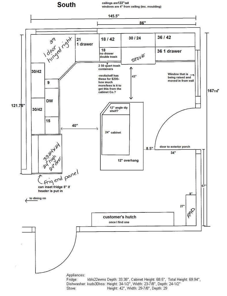 Small l shaped kitchen layout offering to the design gods for Kitchen design 9 x 12