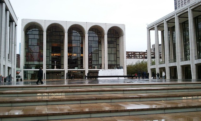 Lincoln Center New York City Ny Flickr Photo Sharing