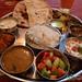 Lunch Thali at Masala Restaurant - Prague, Czech Republic