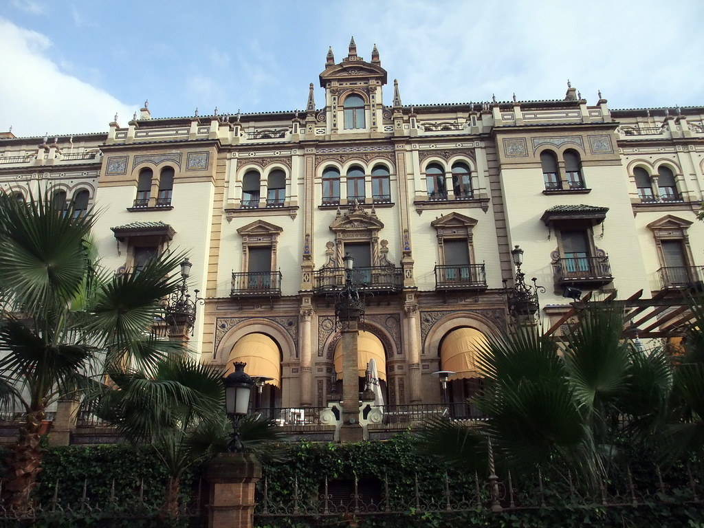 Sevilla the capital of andalusia spain page 8 - Hotel alfonso xii sevilla ...