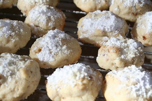 Walnut Butter Balls