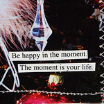 Journal detail: Be happy in the moment