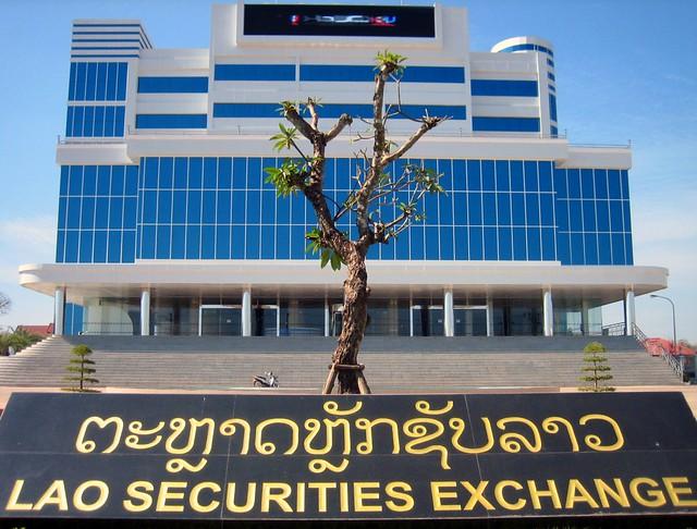 Vientiane bourse the lao securities exchange will begin for Banque pour le commerce exterieur lao