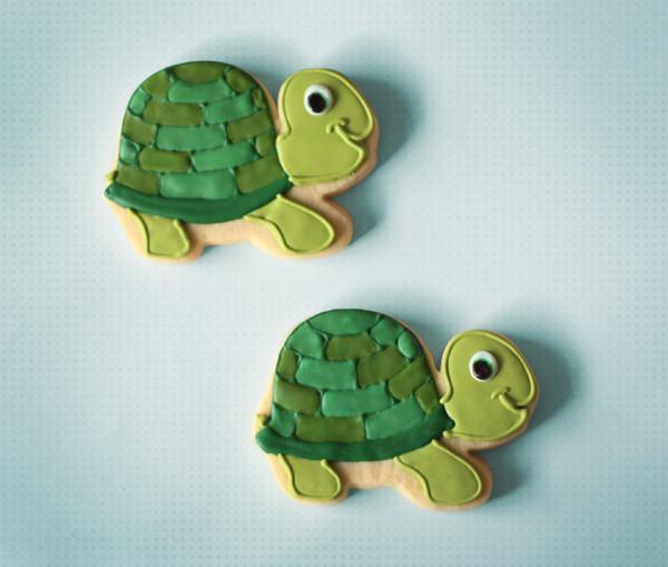 Turtle Cookies   Flickr - Photo Sharing!