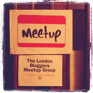 London Bloggers @meetup #lbm
