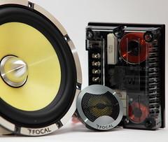 multimedia(0.0), sound box(0.0), car subwoofer(1.0), loudspeaker(1.0), electronic device(1.0), computer speaker(1.0),