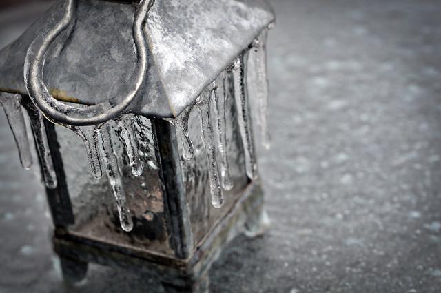 icy lantern
