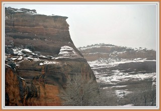 Ruby Canyon from California Zephyr