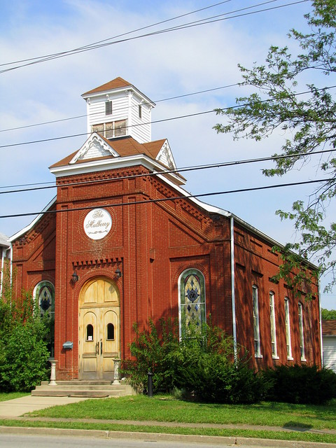 Embry Chapel AME Church - Elizabethtown, KY