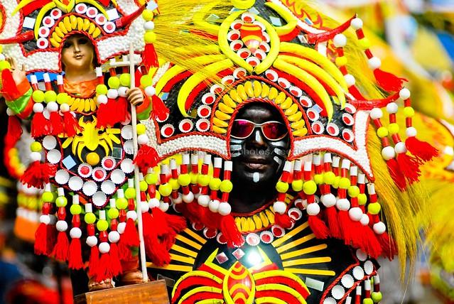Ati-atihan Festival in Philippines