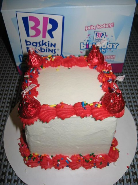 cookies and cream ice cream cake baskin robbins