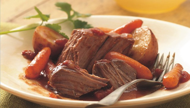 Slow Cooker Southwestern Pot Roast Recipe | Flickr - Photo Sharing!